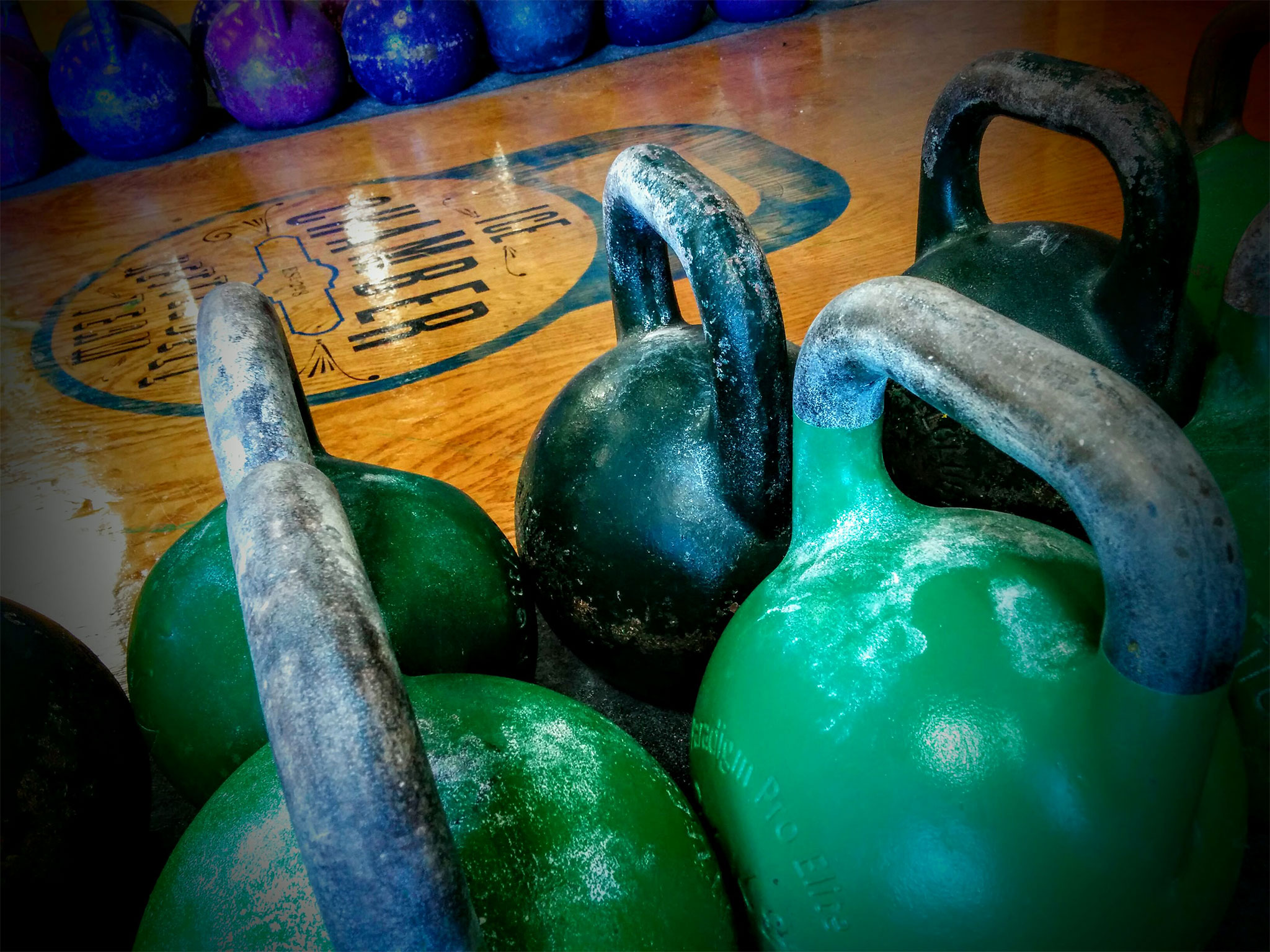 Get fit fast with Kettlebells