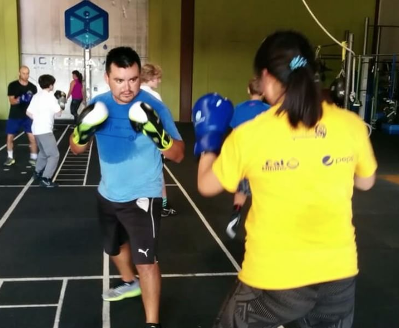 Controlled Body Sparring