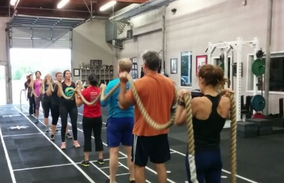 Team Battle Ropes