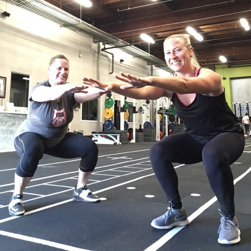 September Squat Challenge, Free Jiu-Jitsu Class for Kids and